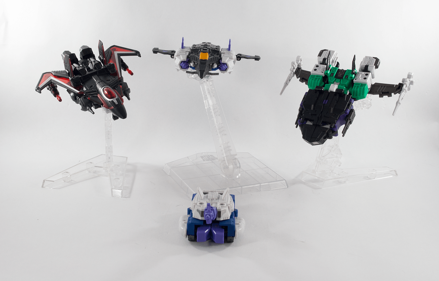 Phase Sixers alt modes
