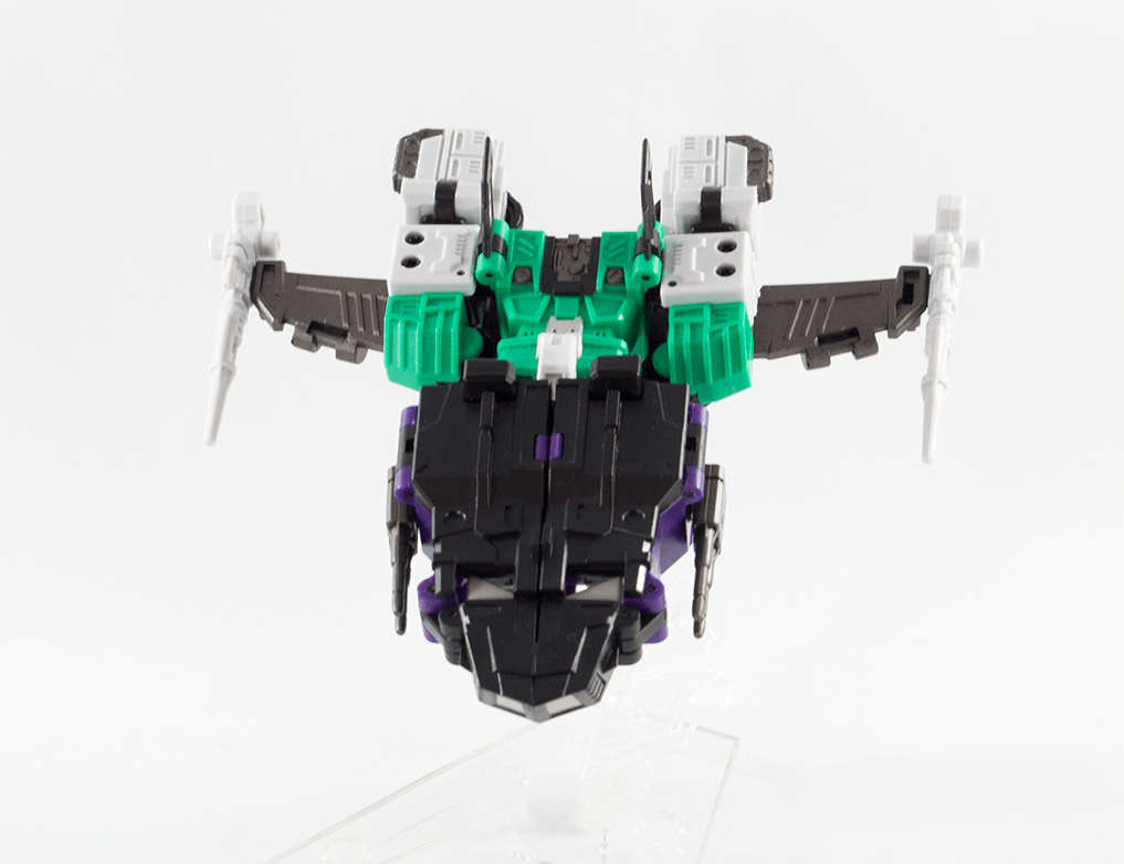 Six Shot Jet alt mode