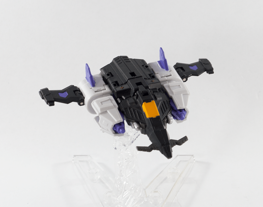 Overlord Jet alt mode