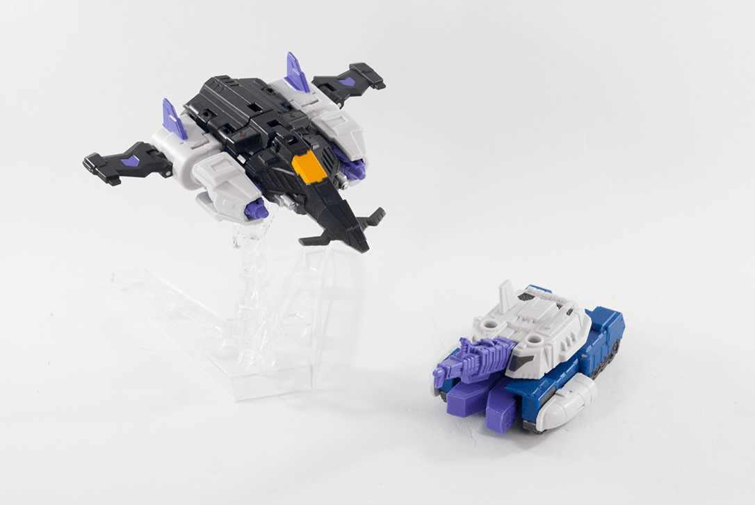 Overlord alt modes