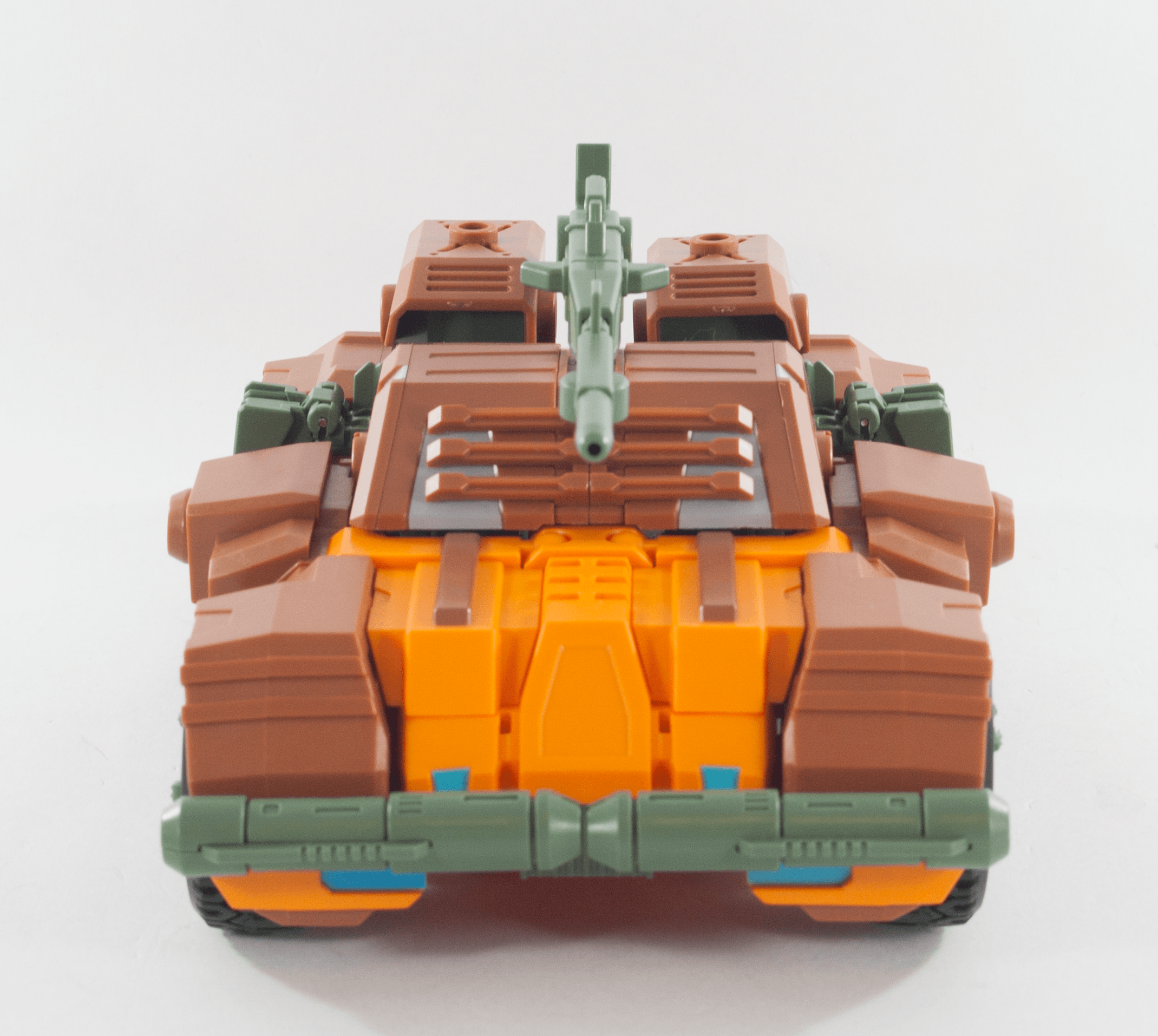 Roadbuster alt mode