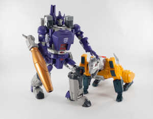 Tyrant and Lupus alt mode