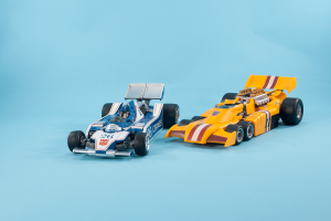 TFM Revolt and MMC Sphinx - Dragstrip and Mirage alt modes