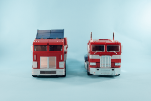 Takara Tomy MP10 and Generation Toy OP.EX – Optimus Prime alt modes