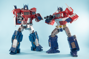 Takara Tomy MP10 and Generation Toy OP.EX – Optimus Prime