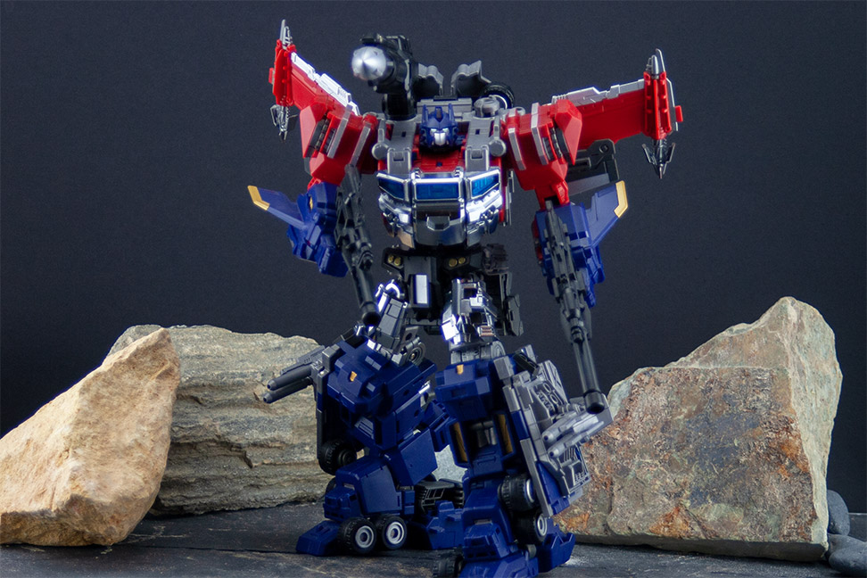 MakeToys Thunder Manus