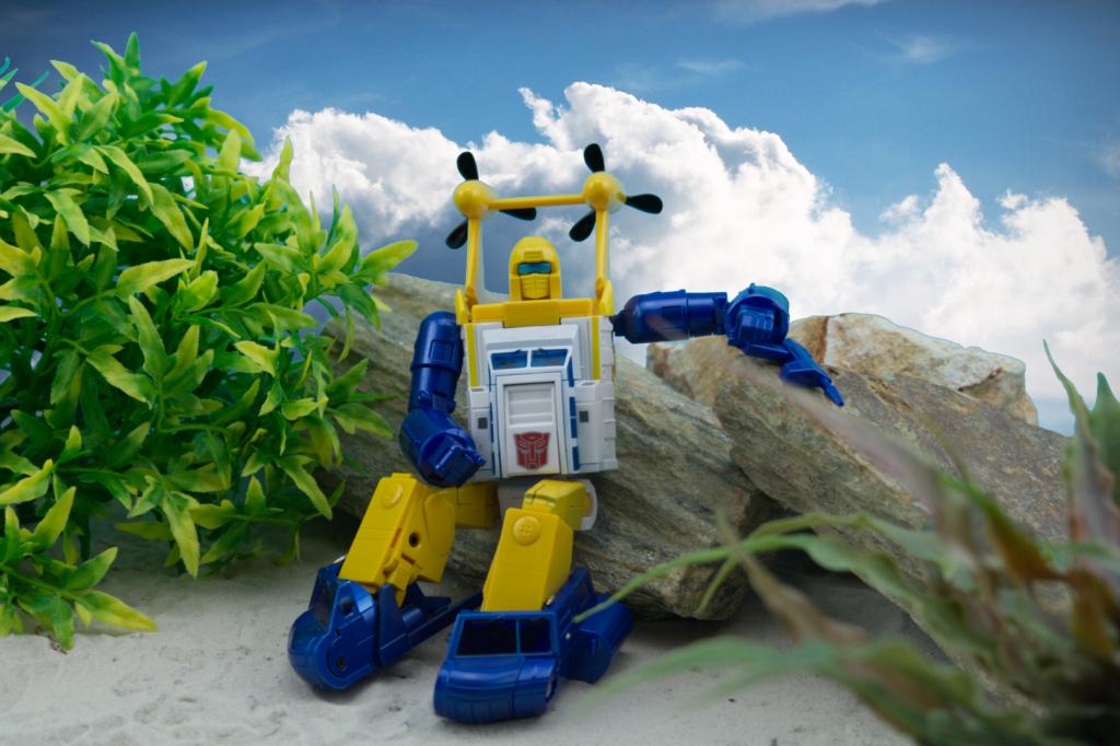 XTransbots Neptune