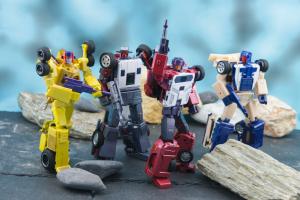 XTransbots Manasor Limb-bots